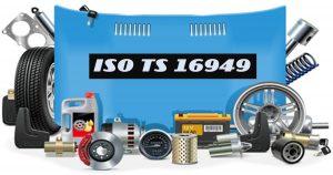 IATF 16949 sertifikat