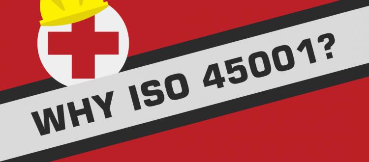 ISO 45001 Sertifikasi